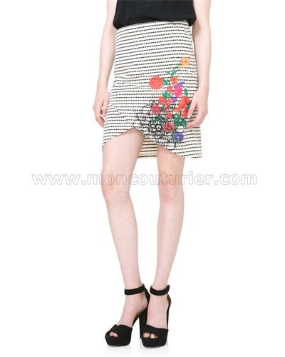 203f1a7791 Desigual Women's Denim Skirt Zita