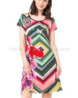 Desigual Women's Dress Lebond
