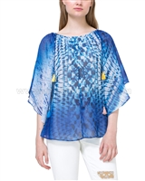 Desigual Women's Blouse Multicolor