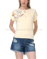 Desigual Women's T-shirt Domingo