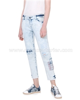 Desigual Denim Pants Jeans 6