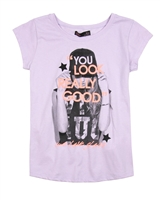 Gloss Junior Girls Look Good T-shirt