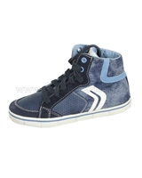 GEOX Boys Hi-top Sneakers Jr Kiwi