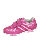 GEOX Girls' Sneakers Jr Tale Pink