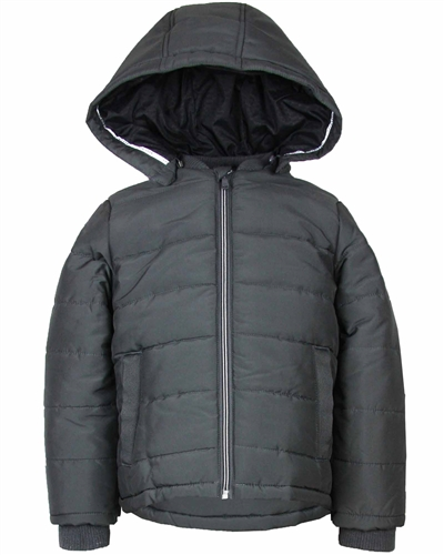 BOSS Boys Essential Quilted Puffer Jacket