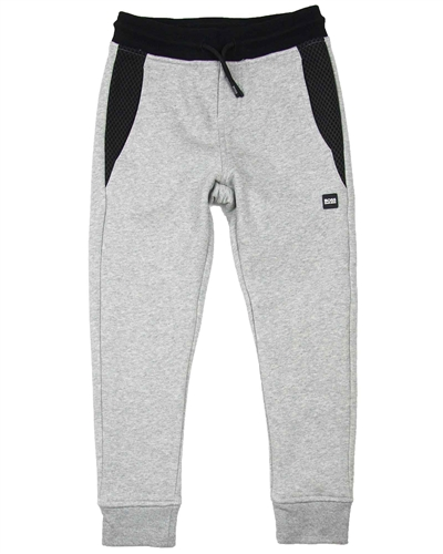 BOSS Boys Sweatpants with Logo Print