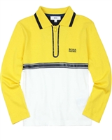 BOSS Boys Two Colour-way Polo
