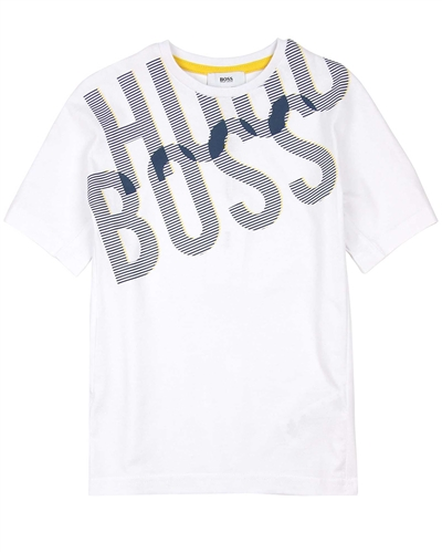 BOSS Boys Logo Print T-shirt