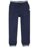 BOSS Boys Basic Sweatpants Navy