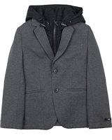 BOSS Boys Milano Blazer and Nylon Jacket