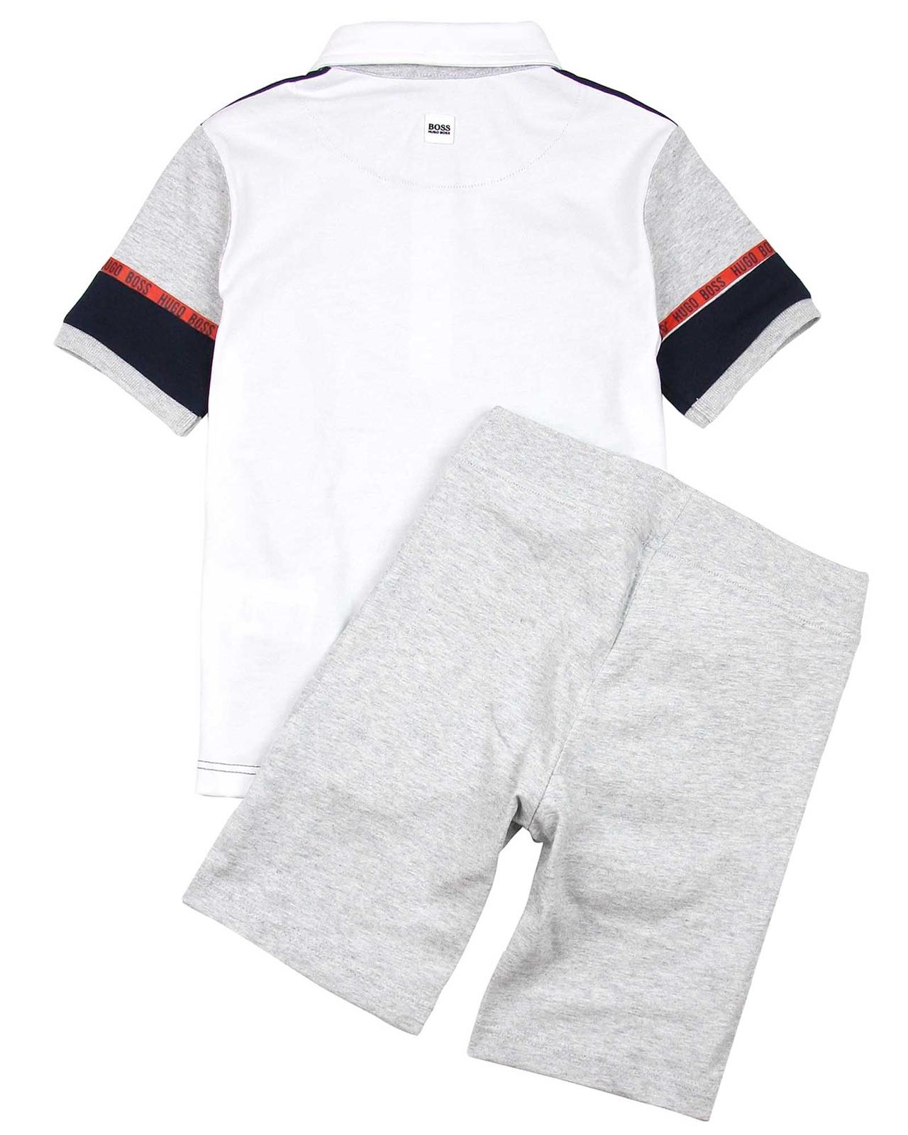 73d862058 BOSS Boys Polo and Bermuda Shorts Set - BOSS - BOSS Boys Clothes ...
