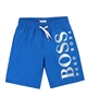 BOSS Boys Swimshorts in Blue