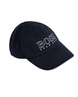 BOSS Boys Baseball Cap in Navy