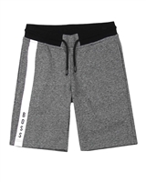 BOSS Boys Jogging Shorts Logo Print Stripe