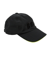 BOSS Boys Baseball Cap in Black