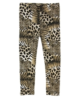 Imoga Leggings Alyssa in Leopard Print