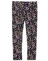 Imoga Heart Printed Leggings Alyssa