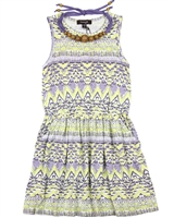 Imoga Jersey Dress Pat in Mojave Print