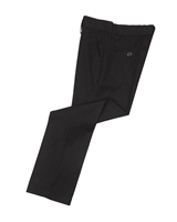 Isaac Mizrahi Boys' Dress Pants in Black