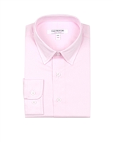 Isaac Mizrahi Boys' Dress Shirt in Pink