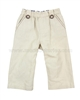 JoJo Maman Bebe Linen Mix Pants Natural