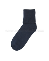 Jefferies Seamless Toe Socks Navy
