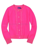 Kidz Art Girls Knit Cardigan