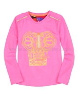 Kidz Art Girls Top with Print