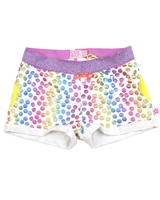 Kidz Art Foil Printed Shorts