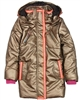 Kidz Art Puffer Coat in Bronze