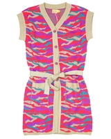 Kidz Art Long Knit Vest
