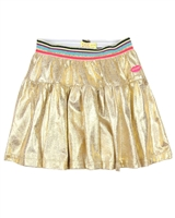 Kidz Art Gold Foil Printed Skirt