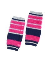 Kidz Art Striped Legwarmers