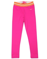 Kidz Art Basic Leggings in Fuchsia