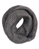 Kamea Women's Infinity Scarf Tonia in Grey