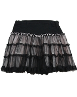 Kate Mack Rumba Roses Tutu Skirt
