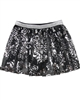 Kate Mack Cheetah Chic Sequin Tulle Skirt