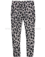 Kate Mack Cheetah Chic Print Pants