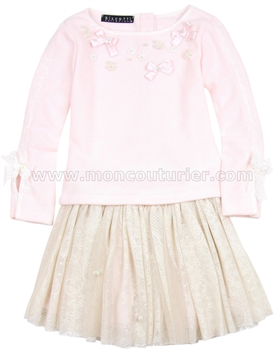 Biscotti Cozy Couture Sweater and Skirt Set