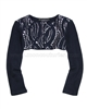 Biscotti Shooting Stars Knit Shrug