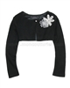 Biscotti Modern Princess Black Knit Shrug