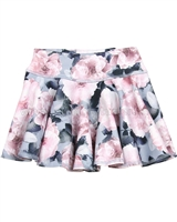 Kate Mack Indigo Rose Skirt