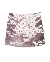 Kate Mack Moonlight Swan Mini Skirt