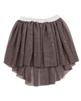 Kate Mack Moonlight Swan Mocha Tutu Skirt
