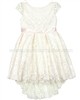 Biscotti Girls High-low Dress Fairest of All