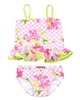Kate Mack Tankini Gingham Garland