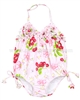 Kate Mack Bubble Swimsuit Cherries Jubilee