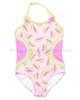 Kate Mack One-piece Swimsuit Wild Watermelon