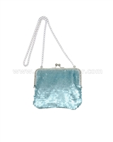 Biscotti Grand Entrance Purse Blue