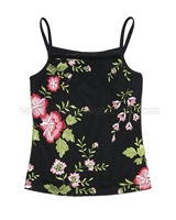Biscotti Midnight Garden Tank Top
